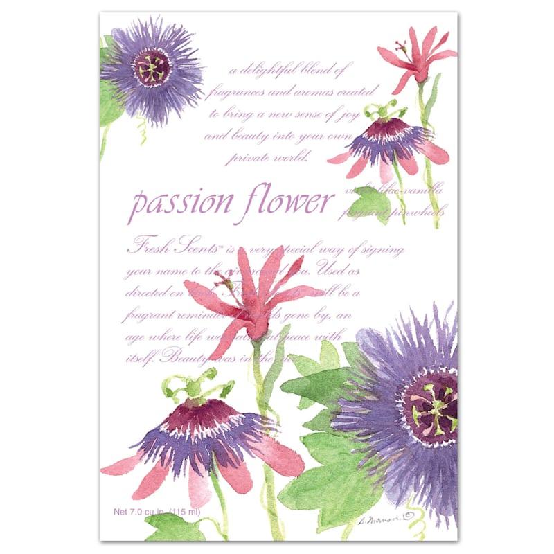 Passion Flower Sachet (Set of 3)