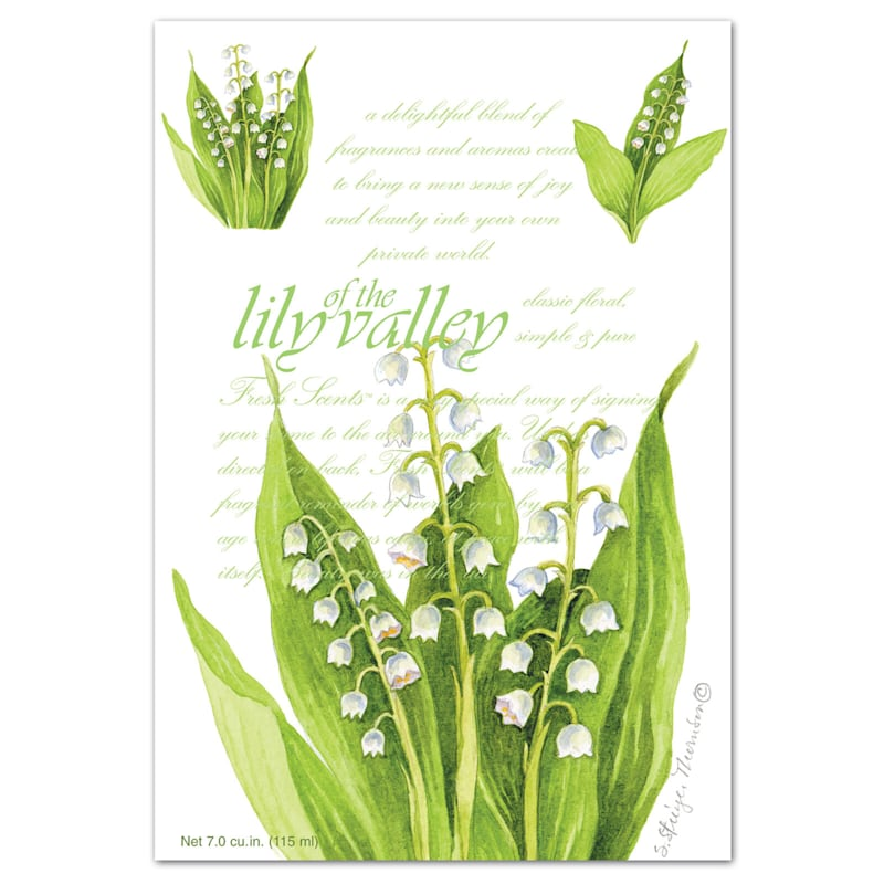 Lily of the Valley Sachet (Set of 3)
