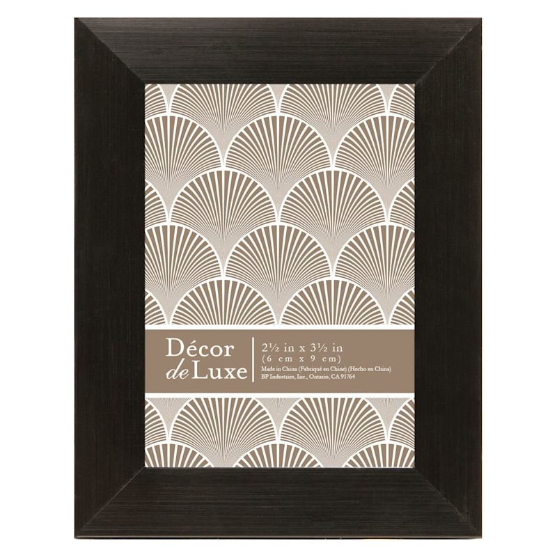 2.5In.X3.5In. Pewter Tabletop Frame