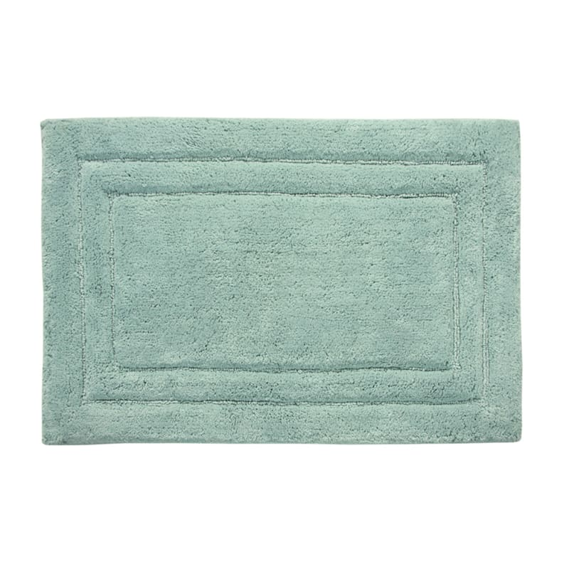Legends Aqua Bath Rug 17X24