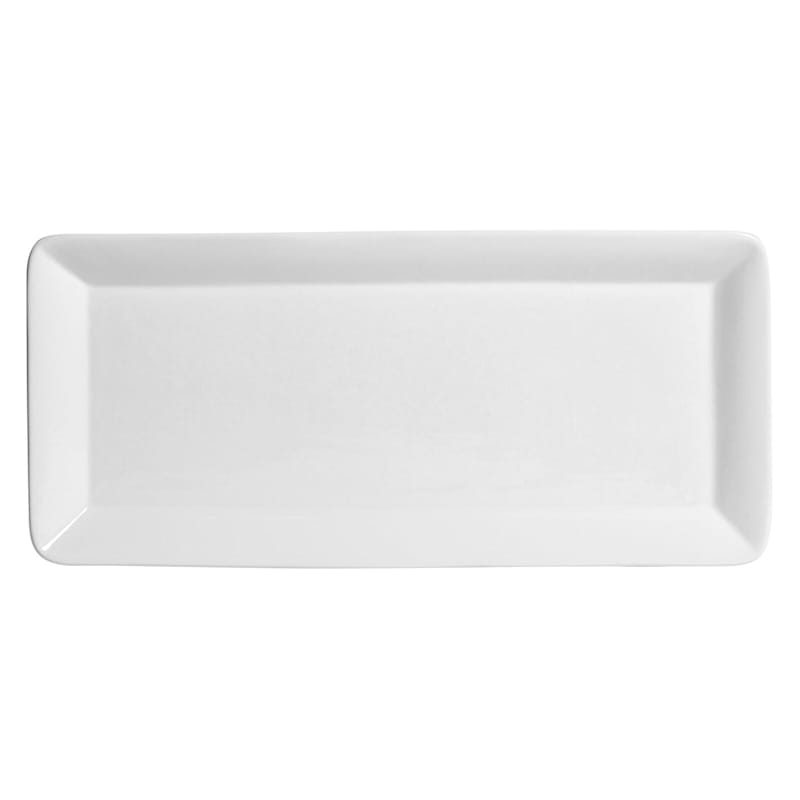 Blanc De Blanc Narrow Rectangular Serve Platter