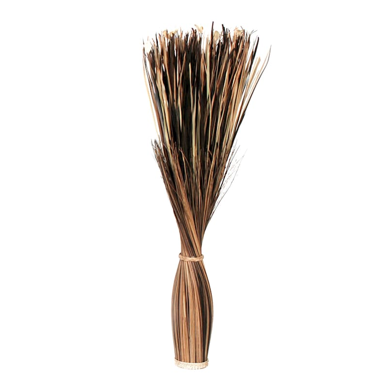 Brown Dried Twisted Grass - 36 in.