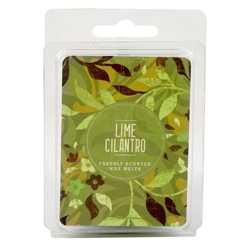Lime Cilantro Melting Wax