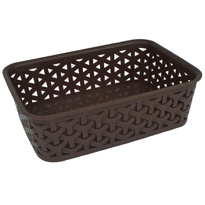 8X6 Brown Basket