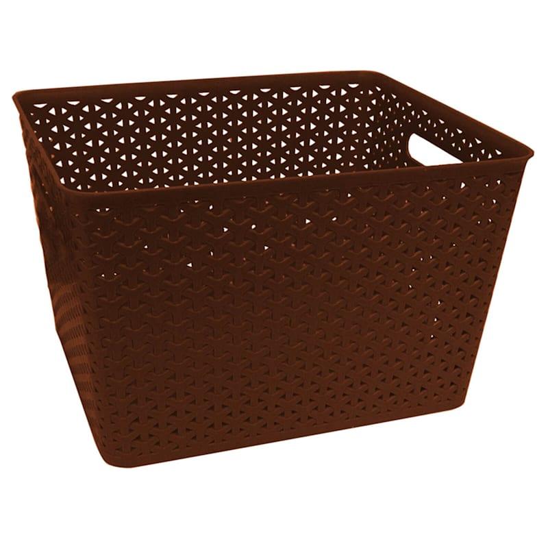 14X11 Brown Basket