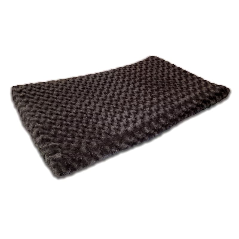 Tobey Orthopedic Pet Mat 23X17 Chocolate