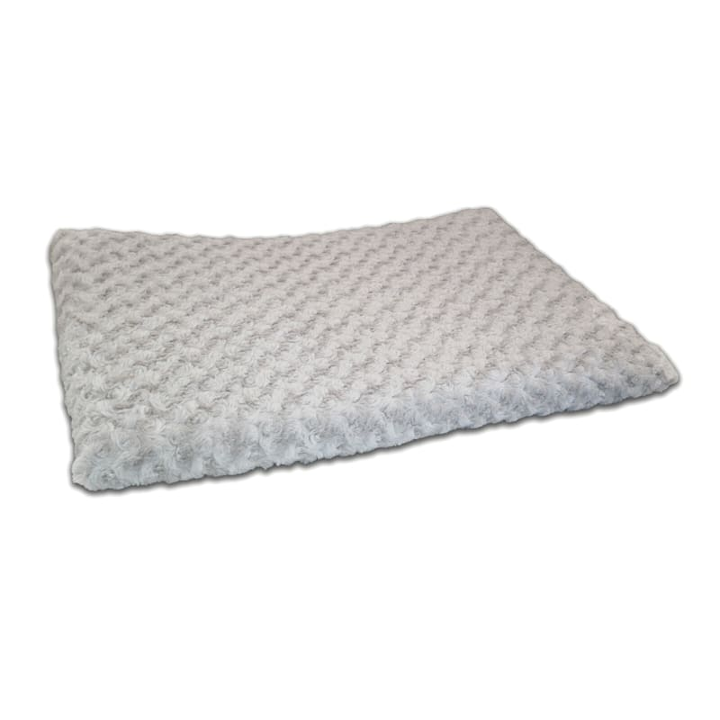 Tobey Orthopedic Pet Bed in Gray 23 X 17