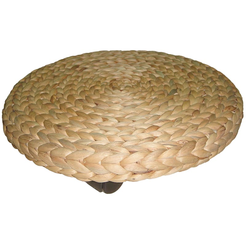 Wicker Dolly 13.9in. Natural