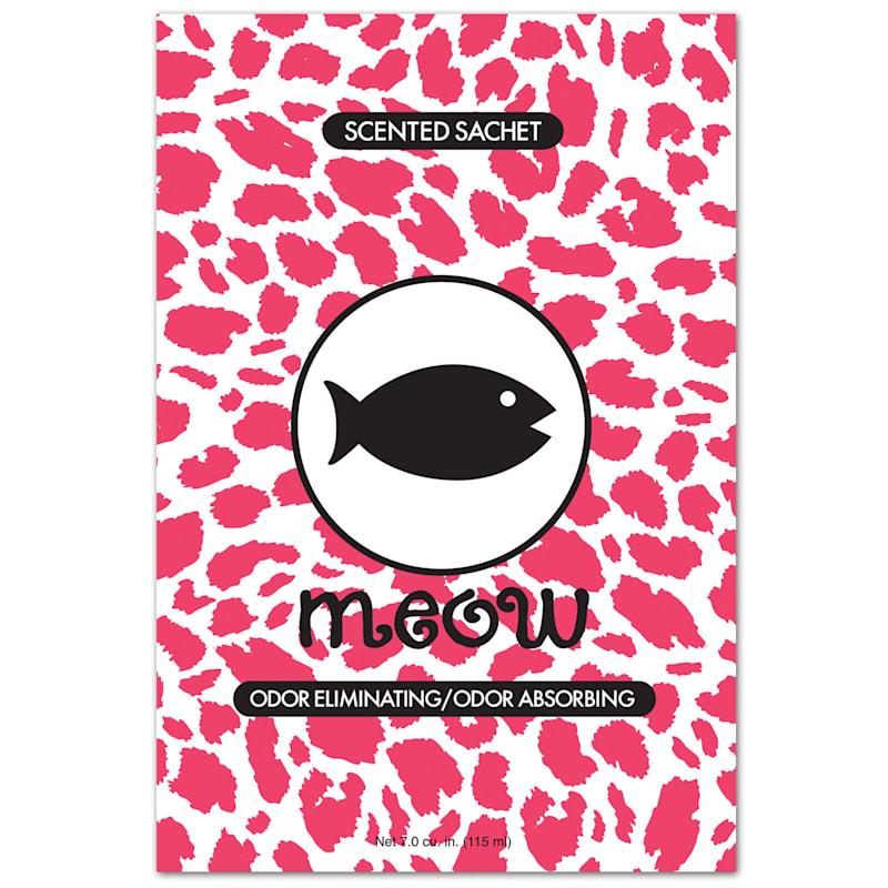 Meow Odor Eliminating Sachet (3 Pack)
