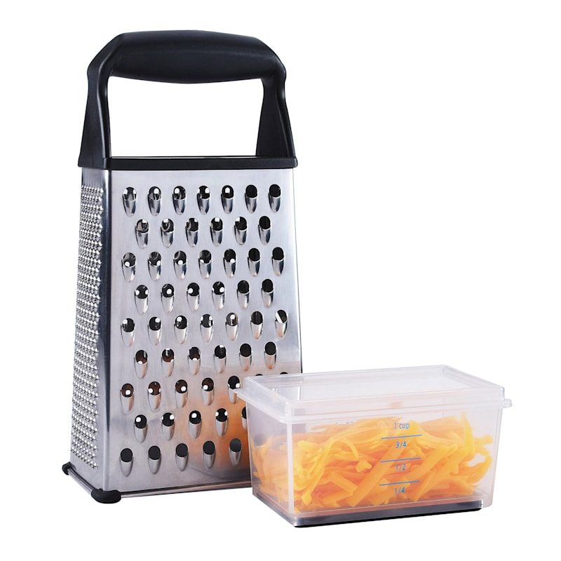OXO 4-Sided Stainless Steel Box Grater