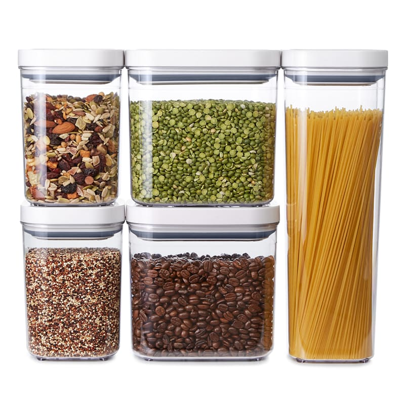 Oxo Softworks 5-Piece Pop Container Set