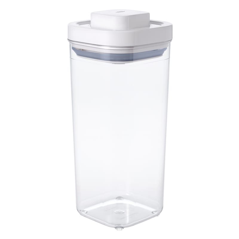 OXO 1.7-Quart Small Square Food Storage POP Container