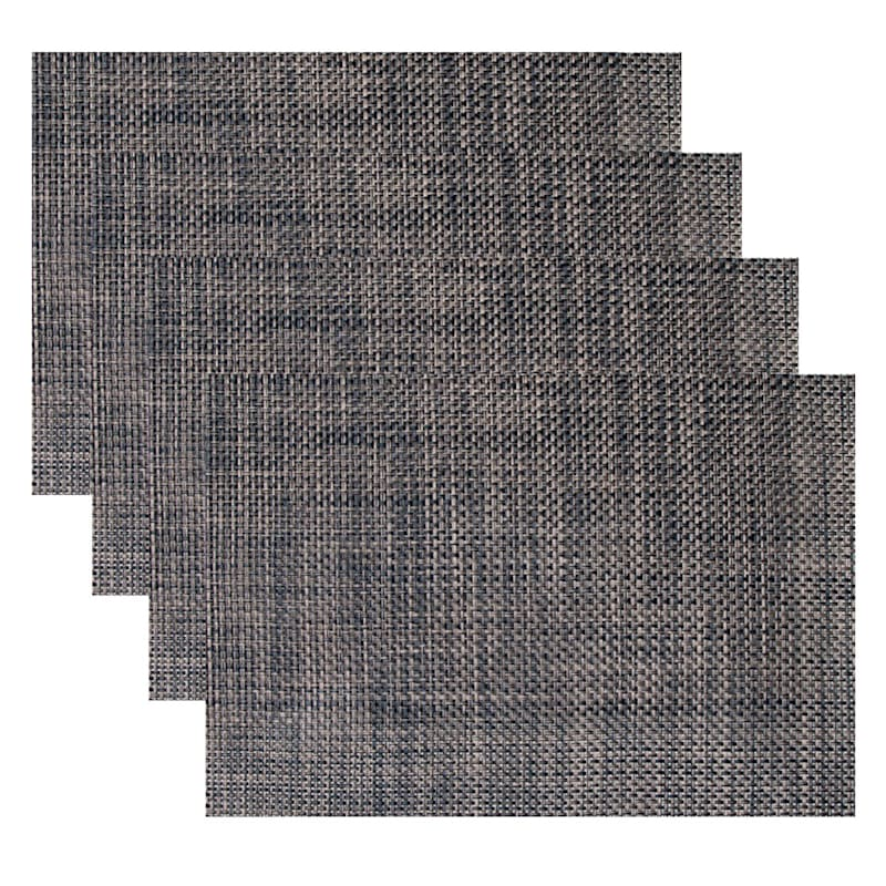 Set Of 4 Longport Placemat Tobacco