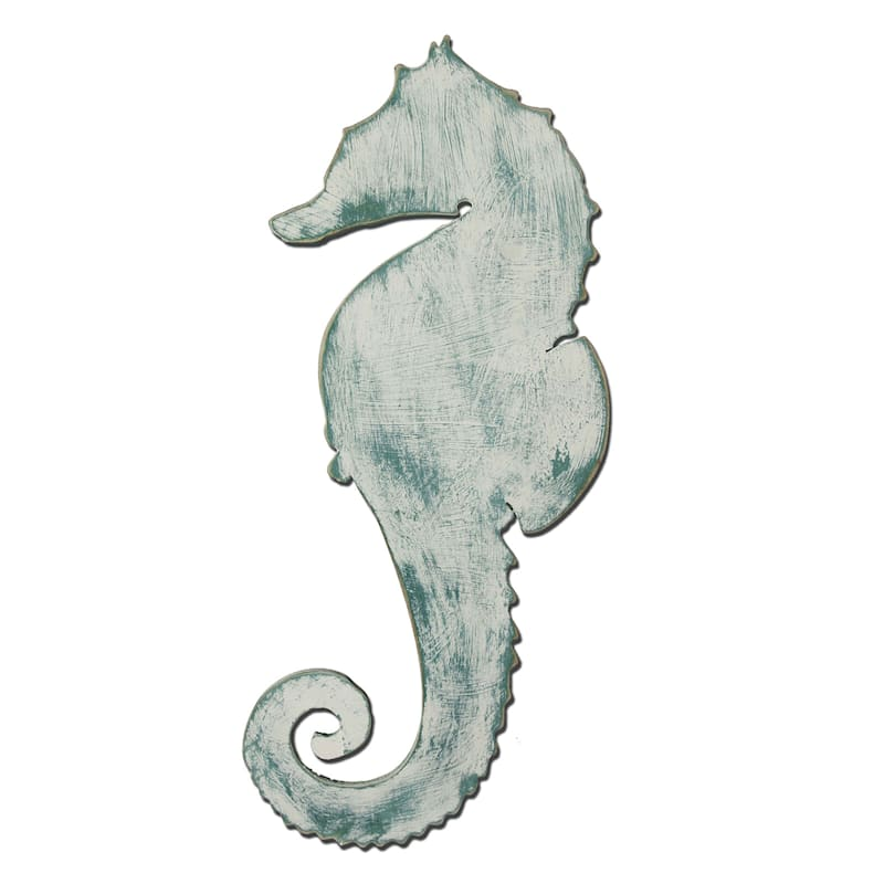 12 X 24-in Seahorse Shape