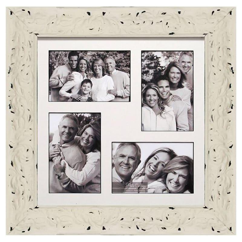 12X12 Photo Frame Collage (X4) 4X6 Photos