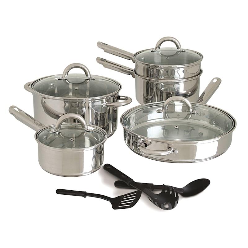 Abruzzo 12-Piece Cookware Set