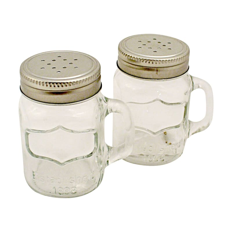 Yorkshire Salt/Pepper Shaker Set