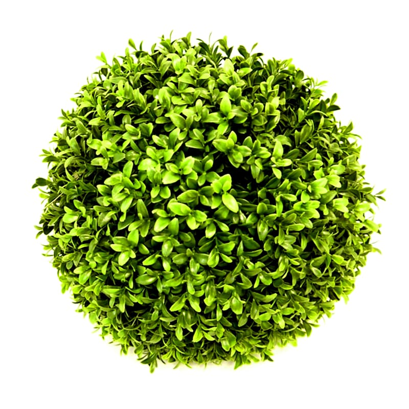 13.5in. Boxwood Ball