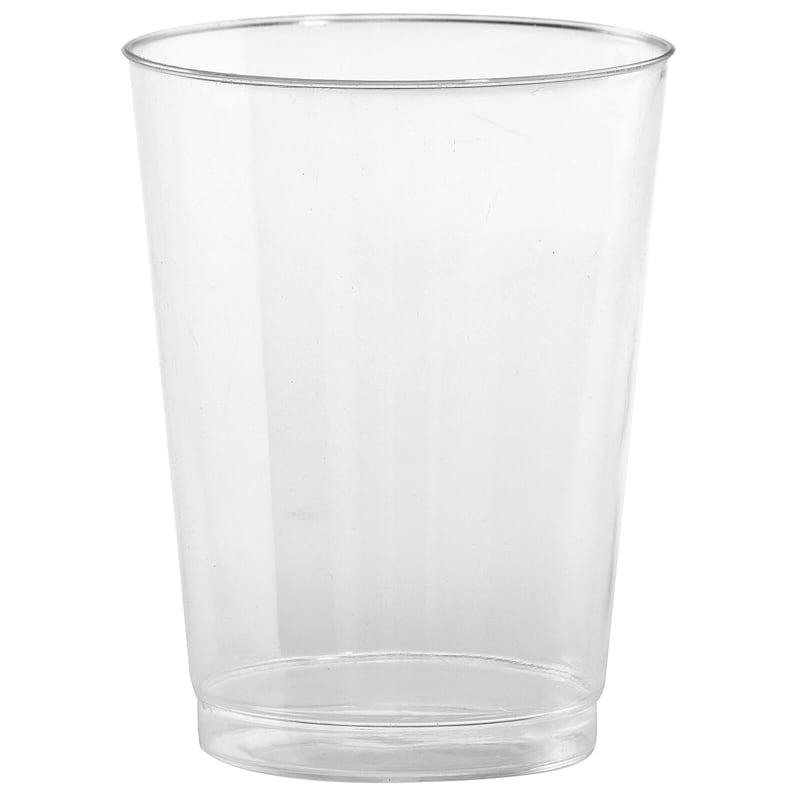 Clear 10 oz Tumbler - set of 100