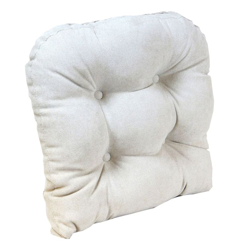 Twillo Tan Gripper Chair Pad/Non Skid Material