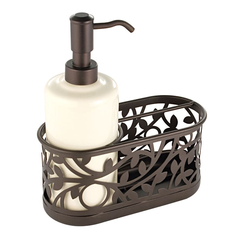 Vine Soap Pump Caddy