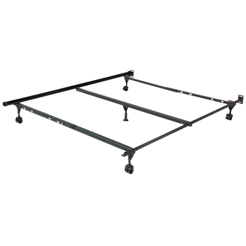 Metal Instalock Bed Frame Queen