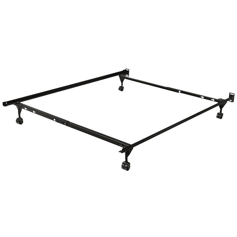 Metal Instalock Bed Frame Twin/Full