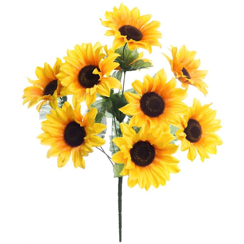 "Sunflower Bush, 19"""