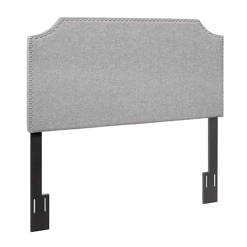 Brooklyn Full/Queen Light Grey Headboard