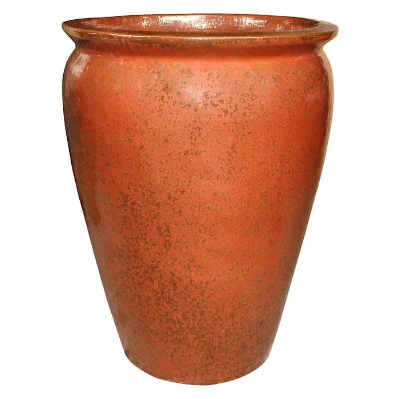 "Arcadia Planter, 20"", Copper"
