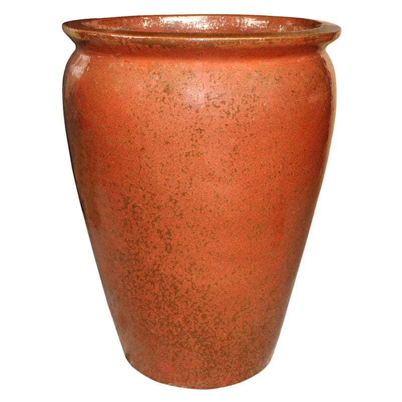 "Arcadia Planter, 14"", Copper"