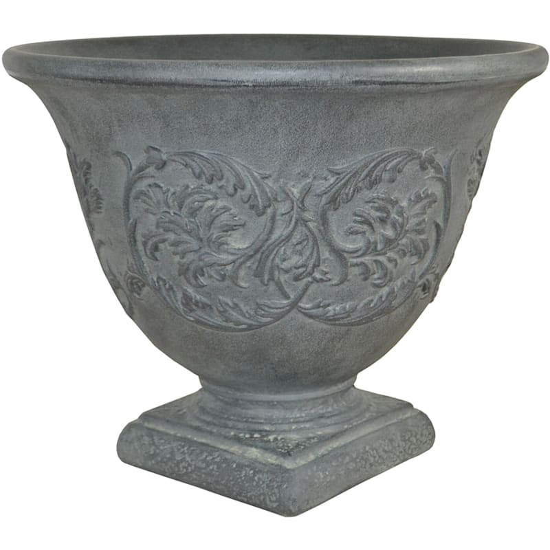 Capri Urn 16in. Decorative Planter Vintage Copper