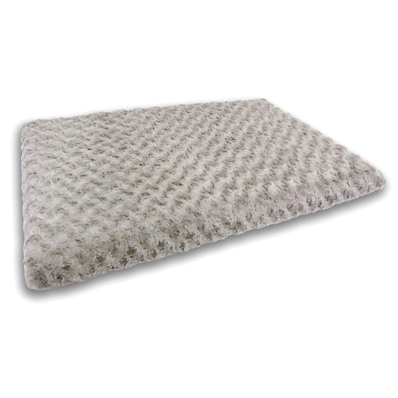 Tobey Orthopedic Pet Mat 35X22 Grey