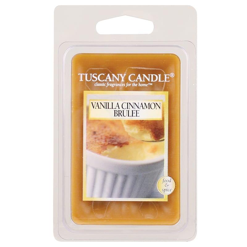 Vanilla Brule Wax Melt
