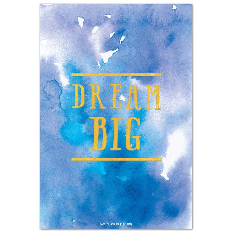 3PK SACHET DREAM BIG