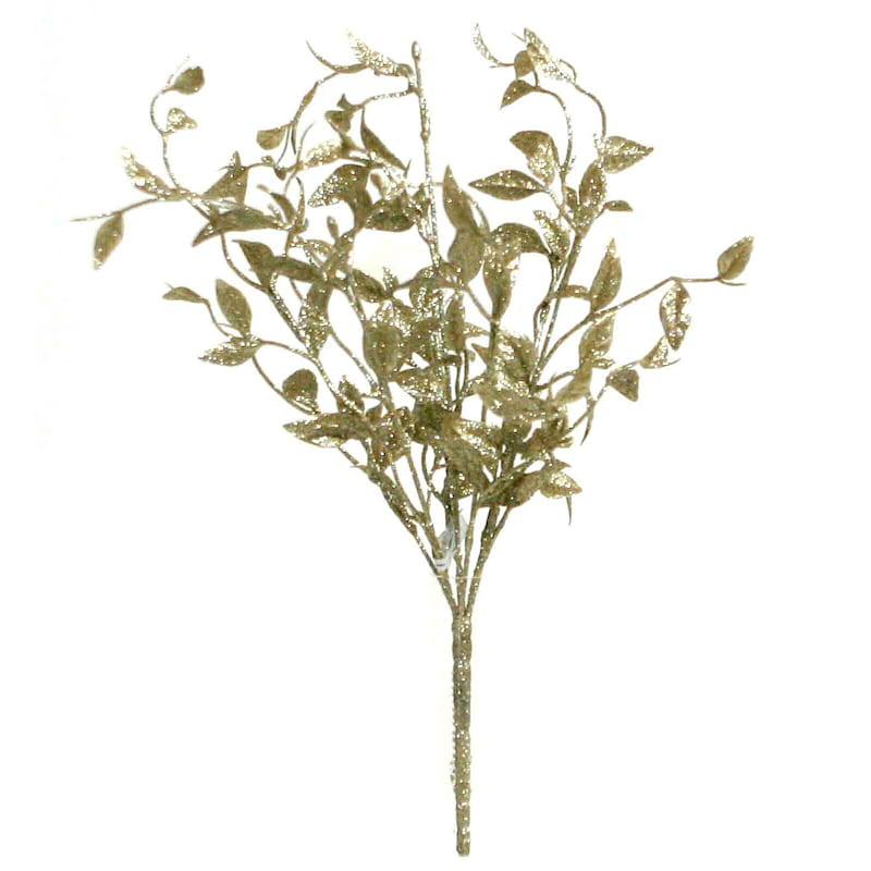 "Gold Foliage Bush, 18"""