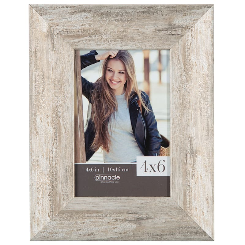 4X6 Scoop Tabletop Photo Frame