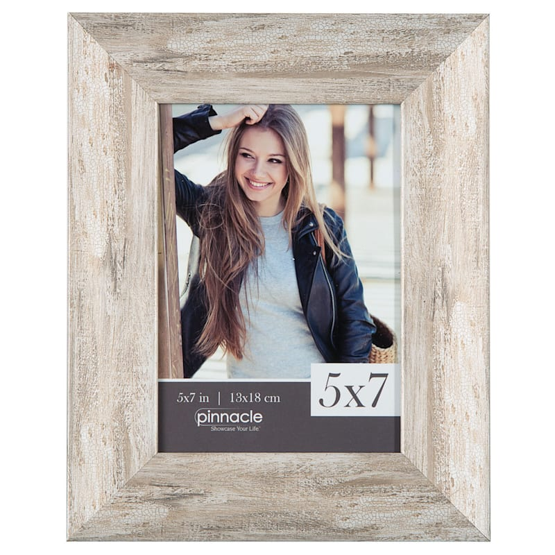 5X7 Scoop Tabletop Photo Frame