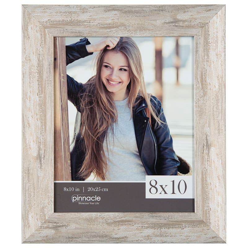 8X10 Scoop Tabletop Photo Frame