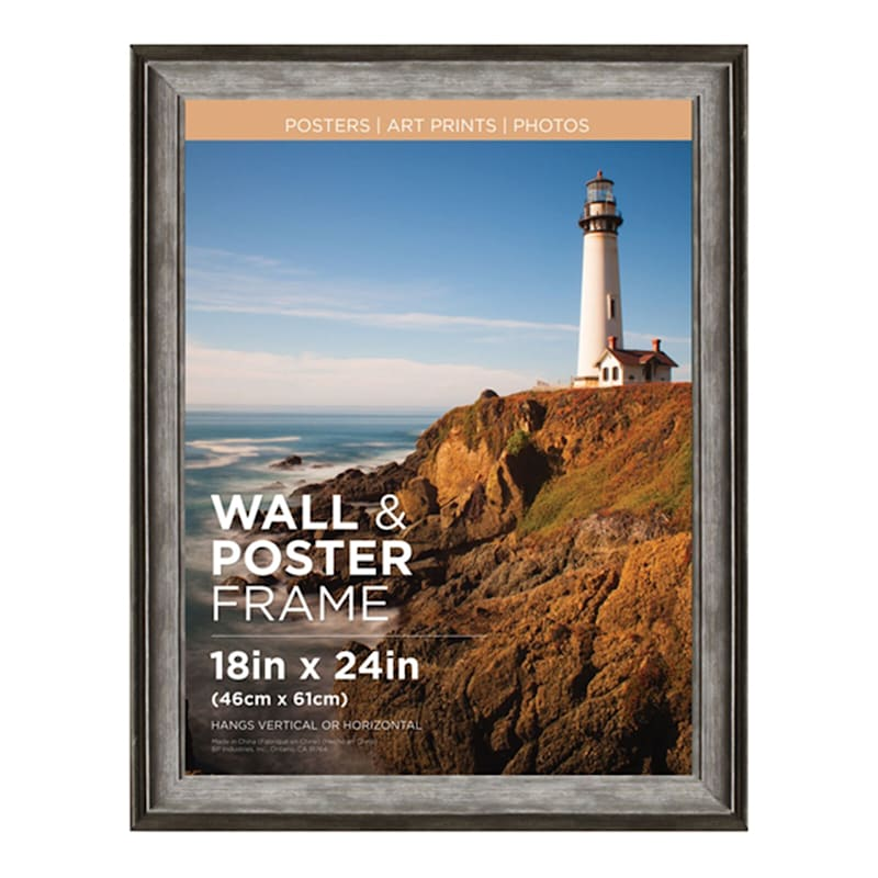 16X20 Cassandra Brown/Taupe Poster Frame