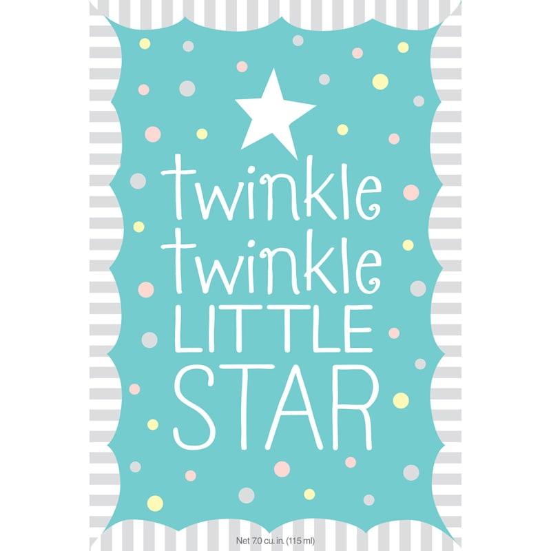 3 PK SACHET TWINKLE STAR