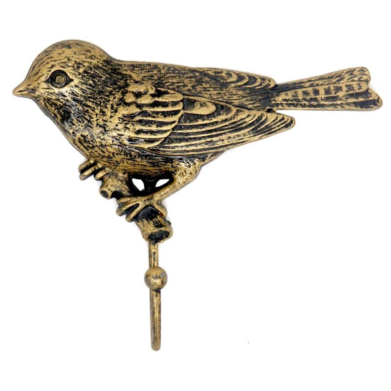 5X4 Metal Copper Bird Hook