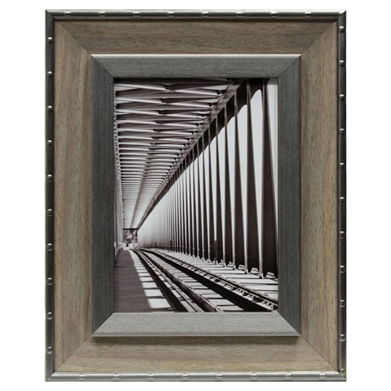 5X7 Greywash Tabletop Frame