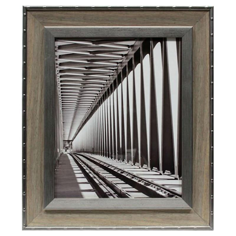 8X10 Greywash Tabletop Frame