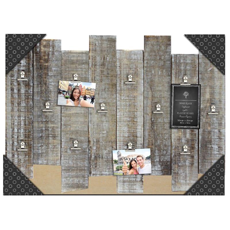 24X48 Grey Wall Frame