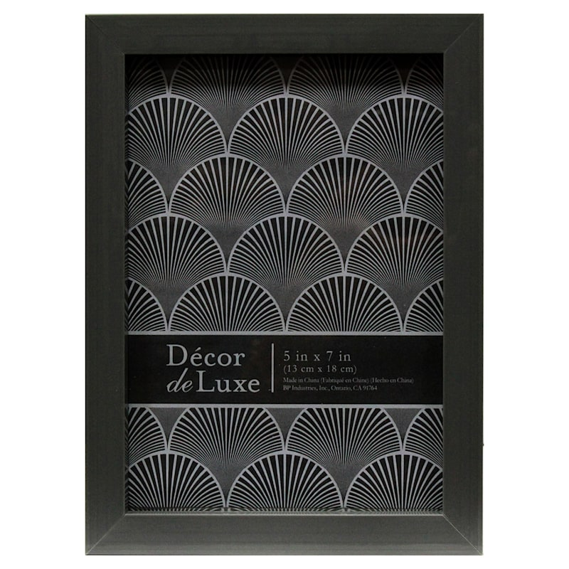 5X7 Grey Tabletop Frame