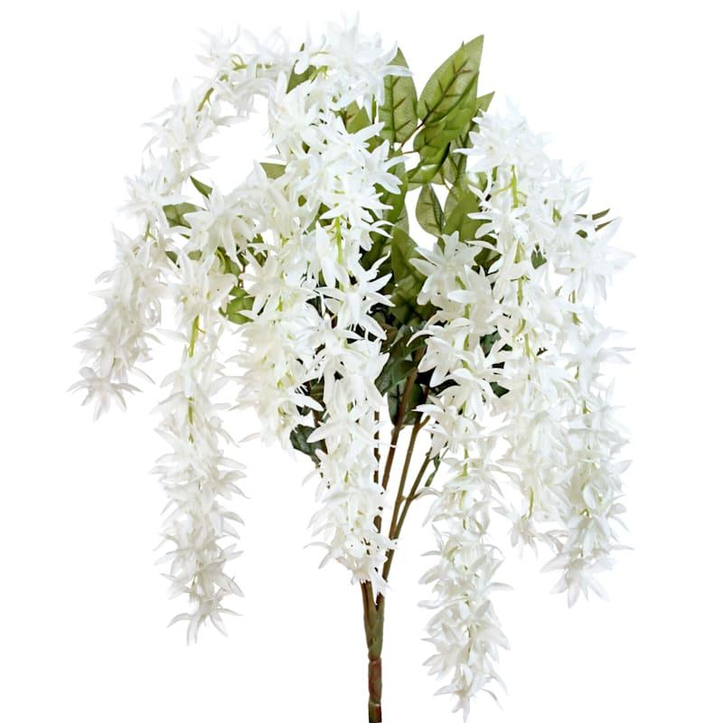 29in. Hang Star Flower Bush X 7