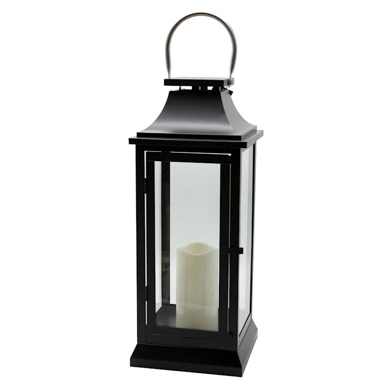 8X20 Iron Led Lantern