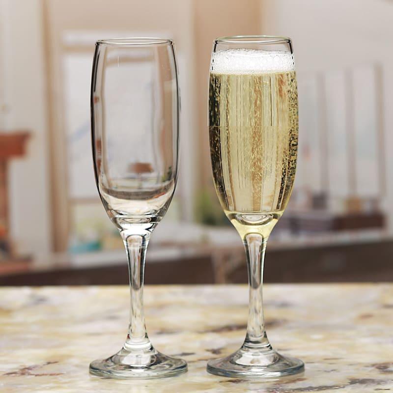 7oz Champagne Flute Glass