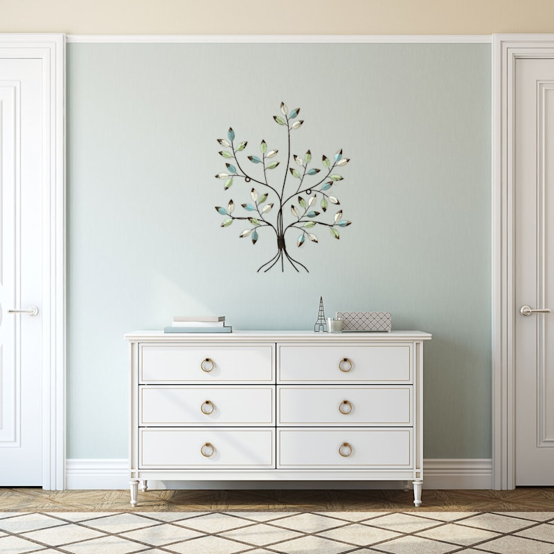 15X20 Metal Tree Of Life Wall Decor